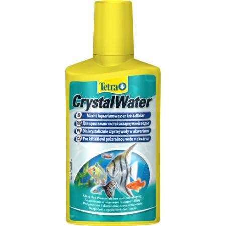 TETRA CRYSTAL WATER 250ML-ŚR.DO WODY W AKW.