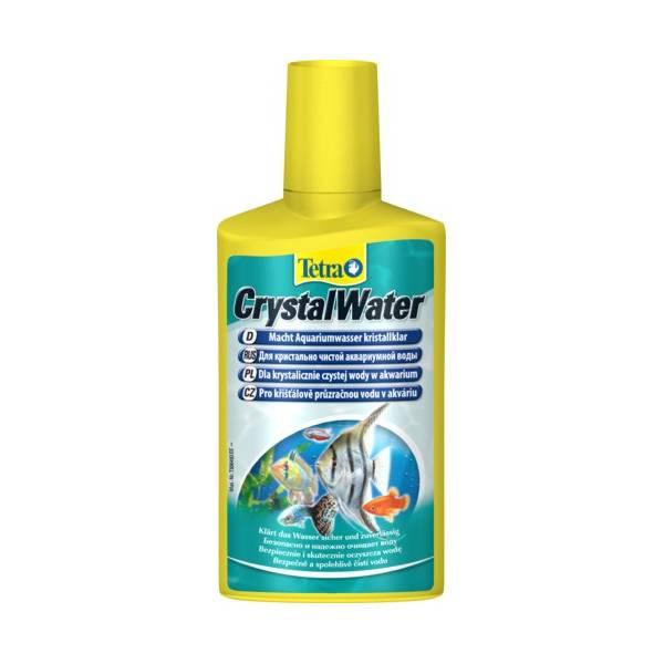 TETRA CRYSTAL WATER 250ML-ŚR.DO WODY W AKW.