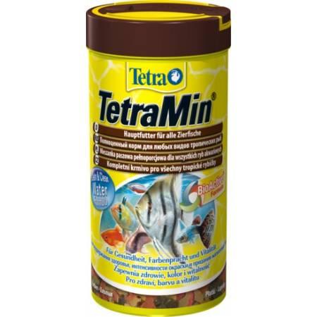 Tetra Min Pokarm podstawowy dla ryb 1l