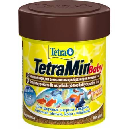 Tetra Min Baby 66g