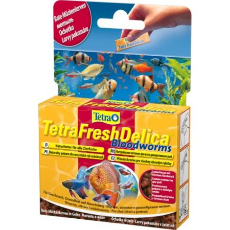 Tetra Fresh delica Bloodwarms 48g