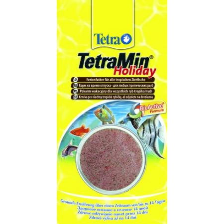 Tetra Min Holiday 30g