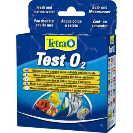 tetra Test O2 1x 10ml +2x 9ml
