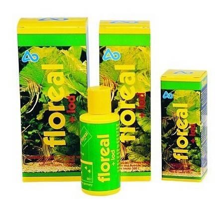 Aqua medic Floreal + Iod 100 ml