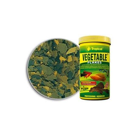 TROPICAL VEGETABLE 300ML/55G-POK. ROŚLINNY DLA RYB