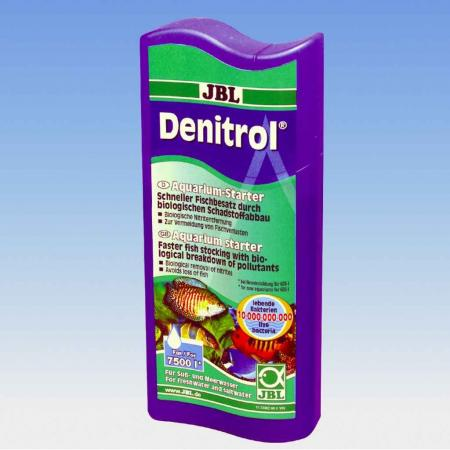 JBL Denitrol 100ml - Preparat startowy do akwarium