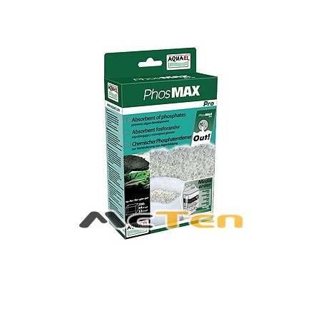 AQUAEL PHOSMAX PRO absorbent fosforanów - zapobiegający rozwojowi glonów