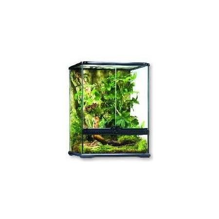 EXO TERRA terrarium szklane 60x45x90cm dla gadów i płazów