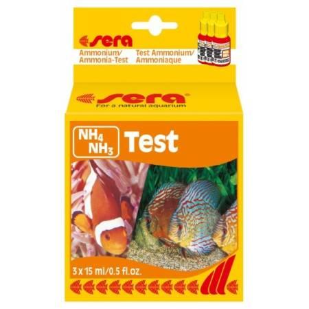 Sera NH4/NH3 Test-test do pomiaru amonu iamoniaku
