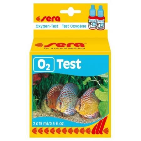 Sera O2 Test - test do pomiaru tlenu