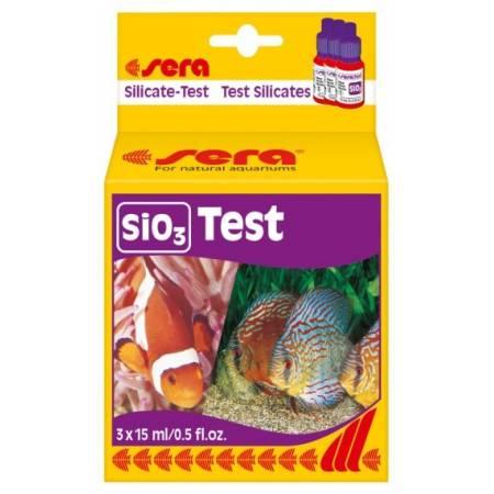 Sera SiO3 Test - test do pomiaru krzemianów
