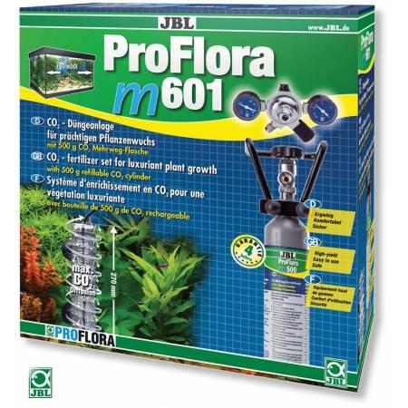 JBL Proflora M602-kompletny zestaw do CO2 wielokrotnego użytku