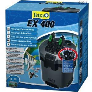 TETRA  EX 400 - FILTR ZEWNĘTRZNY 400L/H DO AKWARIUM 80L