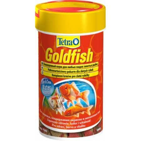 Tetra Goldfish Flakes 100mL - pokarm dla złotych rybek
