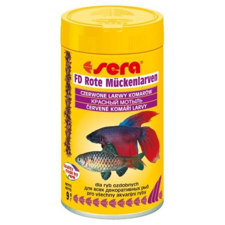 Sera FD Bloodworms 100ml