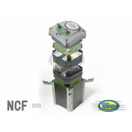 Aqua Nova Filtr zewnętrzny NCF 600