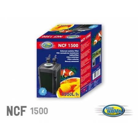 Aqua Nova Filtr zewnętrzny NCF 1500