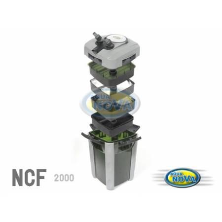 Aqua Nova filtr zwnetrzny NCF2000