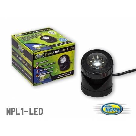 Aqua Nova Oświetlenie LED do stawu 1,6w