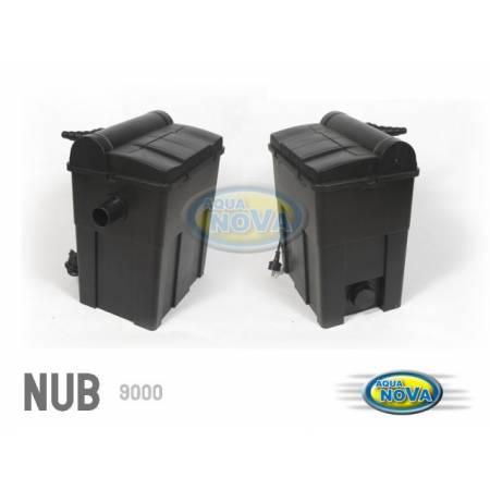 Aqua Nova Filtr przelewowy do oczka 9000l z lampą UV 11W