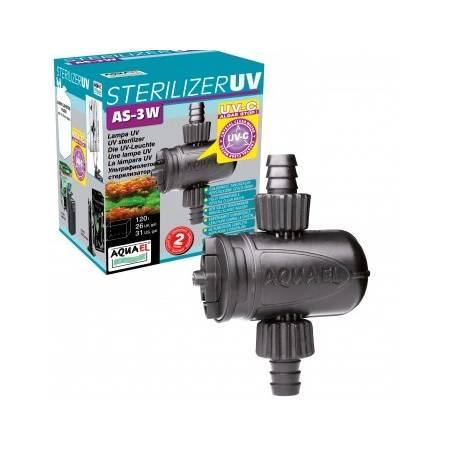 Aquael Sterylizer UV AS 3W