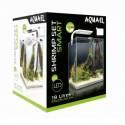 Aquael Shrimp Set Smart 30 litrów - czarny