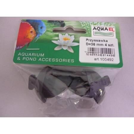 Aquael PRZYSSAWKA d-36mm 4szt