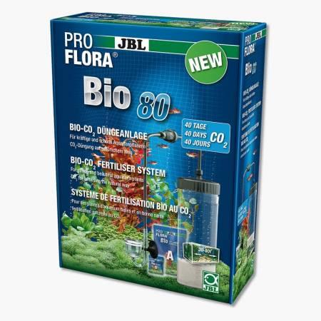 JBL ProFlora Bio80 - Zestaw startowy CO2 z mini dyfuzorem