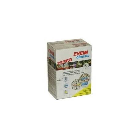 Eheim 2213 Media Set - Zestaw wkladów filtracyjnych