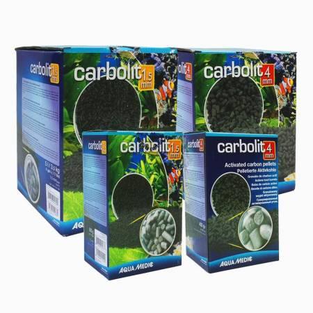 Aqua Medic Carbolit 4mm 1,25l -400g - Węgiel Aktywowany