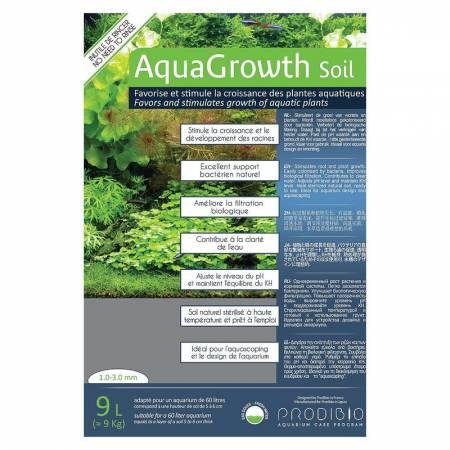 Prodibio AquaGrowth Soil 9L + BacterKit Soil