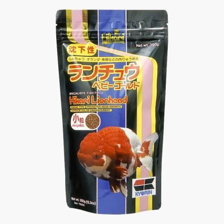 Hikari Lionhead Mini pellets 100g