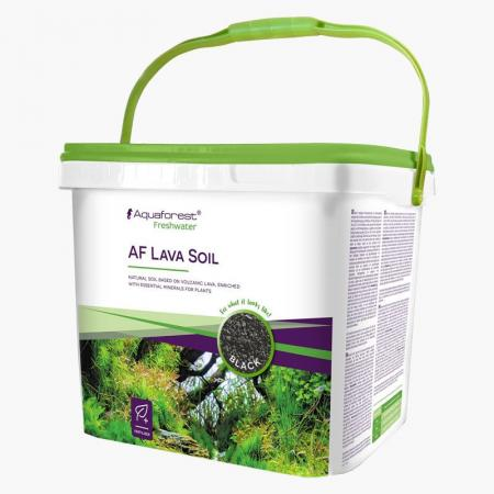 Aquaforest AF Lava Soil Black
